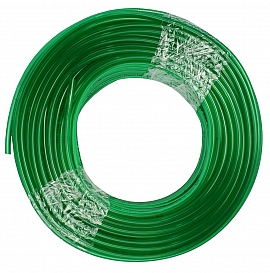 PVC-hose, green, 10/6x2mm, 100m roll