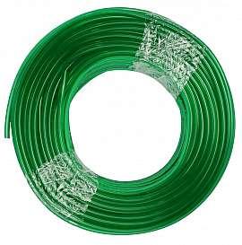 PVC-Schlauch, grün, 10/6x2mm, 100-m-Rolle
