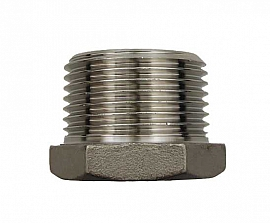 Reduction Fitting R1' - G3/8' stainless steel 1.4571 or similar