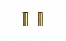 Support Sleeve for Tubes 6/4 x 1 Brass