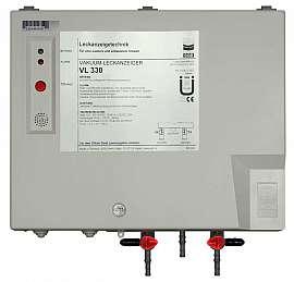 Leak Detector VL 330, 100-240VAC 24VDC, pl-box, H4+H6