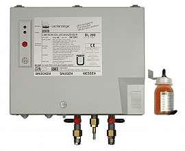 Leak Detector DL 280, TF180, 230VAC, pl-box, QU8/6