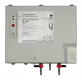 Leak Detector DL 330, 230VAC, pl-box, H4+H6