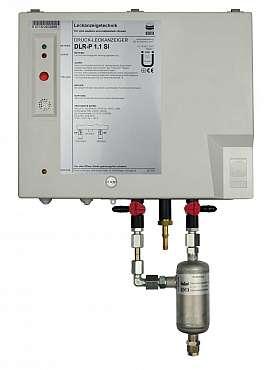 Leak Detector DLR-P 1.1 Si, pul-d, 100-240VAC|24VDC, pl-box, QU8/6