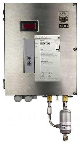 Leak Detector DLR-P 3.0 PM, pul-d, 100-240VAC|24VDC, ss-box, QU8/6