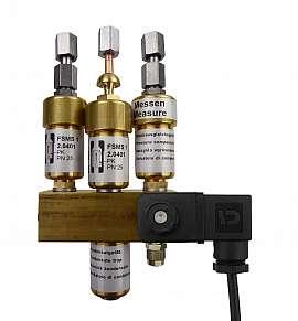 Inst. kit VLR/VLXE, sv, QU8/6, pa-hose 8/6x1mm, condensate trap