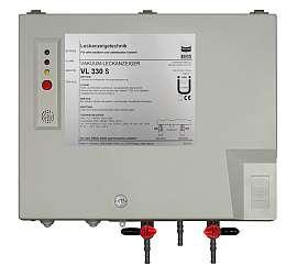 Leak Detector VL 330 S, 230VAC, pl-box, H4+H6