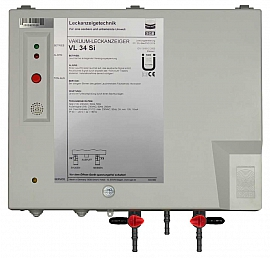 Leak detector VL 34 Si, 230VAC, pl-box, H4+H6