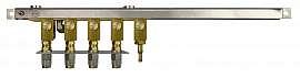 Manifold 4 tanks, stackable, pump unit VIMS