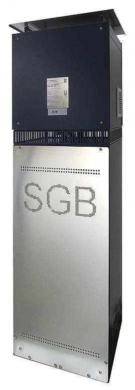 Leak Detector VLXE-SAB T34 (9), 100-240VAC, st-box, QU8/6