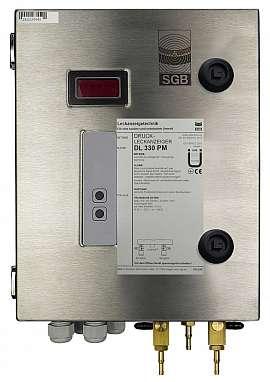 Leak Detector DL 330 PM, 100-240VAC|24VDC, ss-box, H4+H6