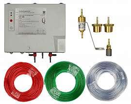 VL 330 (underground) complete set, inst.kit,20m PVC-hose 8/4x2mm each color