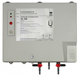 Leak Detector VL 230, 230VAC, pl-box, H4+H6
