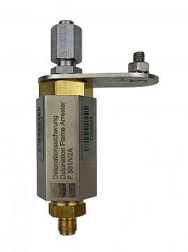 Detonation Flame Arre. F501, brass, G1/8'm - FU6/4