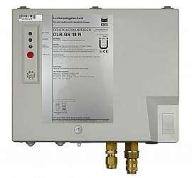Leak Detector DLR-GS 18 N, 100-240VAC 24VDC, pl-box, CF8/6