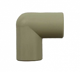PP elbow fitting, G1/8'f - G1/8'f, on both sides inner thread