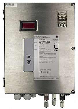 Leak Detector VL 570 PMMV, ss-v, 100-240VAC|24VDC, ss-box, ss-FU6/4