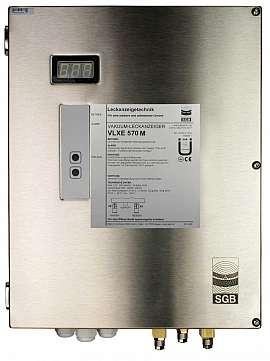 Leak Detector VLXE 570 M, 100-240VAC|24VDC, ss-box, QU8/6
