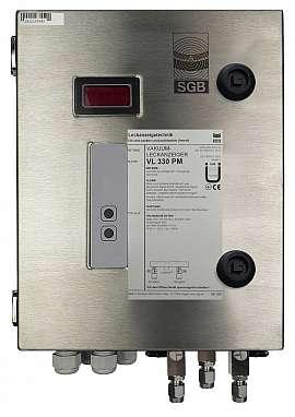 Leak Detector VL 330 PM, ss-v, 100-240VAC|24VDC, ss-box, ss-CF8/6