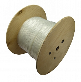 PA-hose, PN6, off-white, 8/6x1mm, 250m roll disposable coil