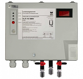 Leak Detector VLR 410 MMV, 100-240VAC 24VDC, pl-box, FU6/4