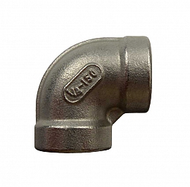 Elbow Fitting G1/4' female stainless steel 1.4571 or similar