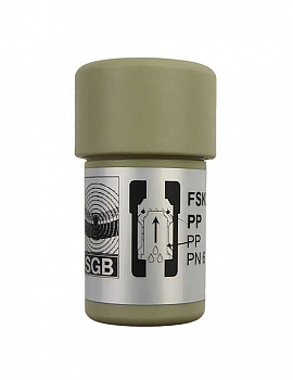 Liquid stop valve FSKS 1, R1/8'f, PN6, PP, PP