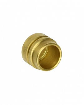 Compression Ferrule KV6 Brass