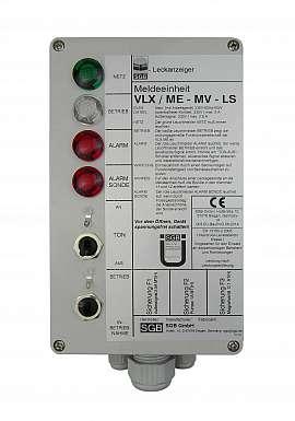 Leak Indicating Unit VLX ME-MV f. VLX../A-MV-Ex, 230 V, Floating Probe