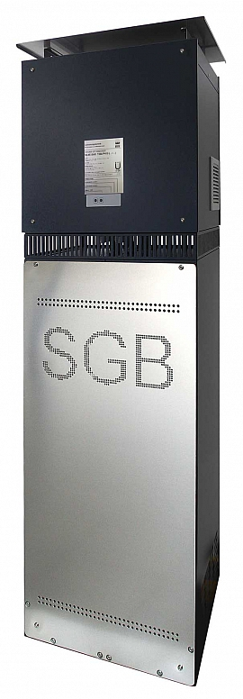 Leak Detector VLXE-SAB T330/ P410 (4/8), 100-240VAC, st-box, QU8/6