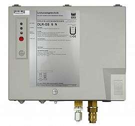 Leak Detector DLR-GS 6 N, 100-240VAC|24VDC, pl-box, FU6/4