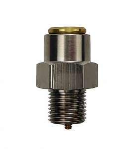 Overpressure Valve, Brass, NBR, G1/8' 940 mbar Open. Pressure (DL 750)