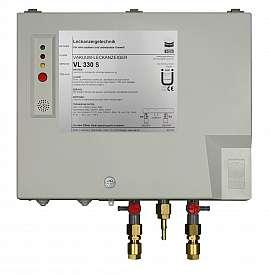 Leak Detector VL 330 S, 230VAC, pl-box, CF8/6