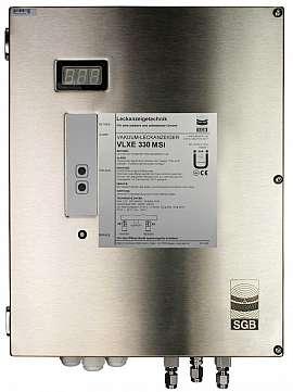 Leak Detector VLXE 330 MSi, ss-v, 100-240VAC|24VDC, ss-box, ss-CF8/6