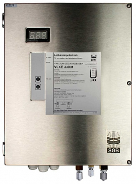 Leak Detector VLXE 570 M, 100-240VAC|24VDC, ss-box, FU6/4
