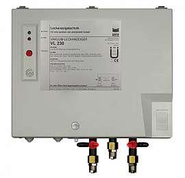 Leak Detector VL 230, 230VAC, pl-box, QU8/6