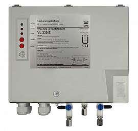 Leak Detector VLR 330 E, pp-v, 230VAC, pl-box, ss-CF8/6