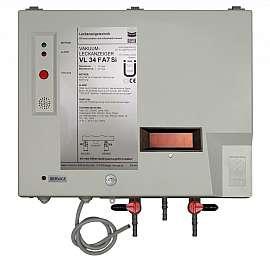 Leak detector VL 34 FA7 Si, 230VAC, pl-box, H4+H6