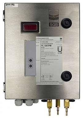 Leak Detector VL 34 PM, 100-240VAC|24VDC, ss-box, H4+H6