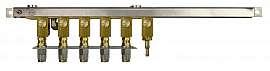 Manifold 5 tanks, stackable, pump unit VIMS