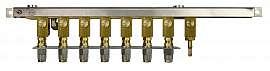 Manifold 7 tanks, stackable, pump unit VIMS
