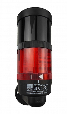 Flash Light Horn, IP 54 230V, 50Hz, Indoors/Outdoors