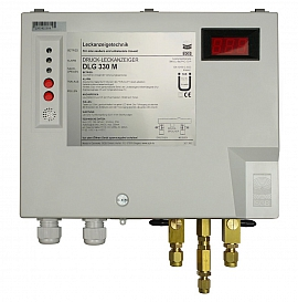 Leak Detector DLG 330 M, 100-240VAC, pl-box, CF8/6