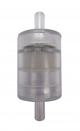 Check Valve with Filter NT-1 Polyamide