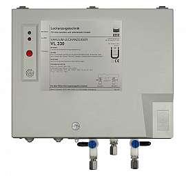 Leak Detector VL 330, pp-v, 230VAC, pl-box, ss-CF8/6