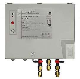 Leak Detector VL 570, 230VAC, pl-box, CF8/6