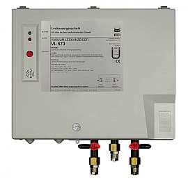 Leak Detector VL 570, 230VAC, pl-box, QU8/6