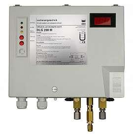 Leak Detector DLG 290 M, 100-240VAC, pl-box, ss-CF8/6