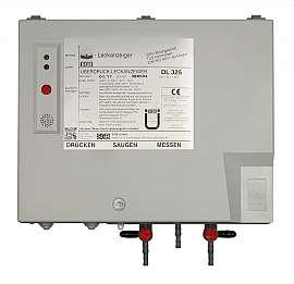 Leak Detector DL 325, 230VAC, pl-box, H4+H6
