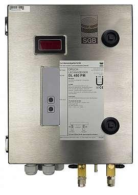 Leak Detector DL 450 PM, 100-240VAC|24VDC, ss-box, QU8/6